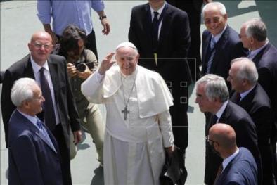 papa la Caserta