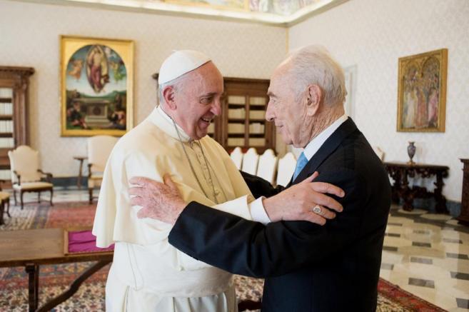 PAPA si Shimon Peres