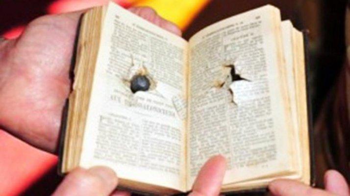 Biblia si glontul