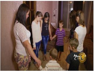 FAMILIA DIN UCRAINA