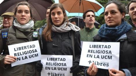 UCM libertad religiosa
