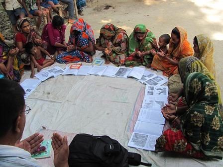 Şcoală în Bangladesh